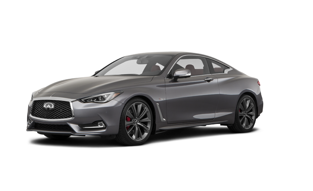 2018 INFINITI Q60 Coupe RED SPORT 400 AWD