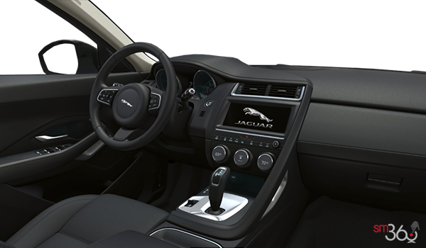Jaguar E-Pace SE 2018