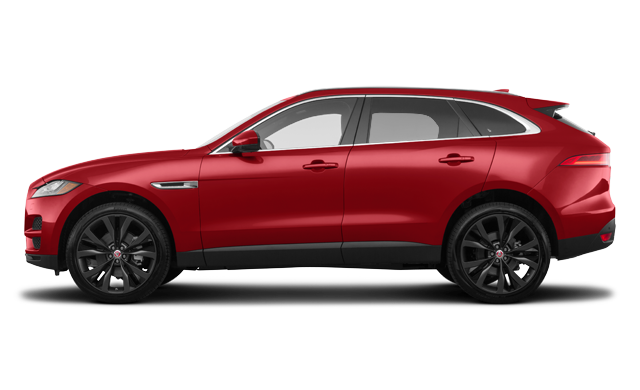 Jaguar F-Pace PORTFOLIO 2018