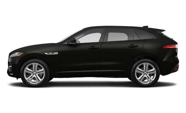 Jaguar F-Pace R-SPORT 2018