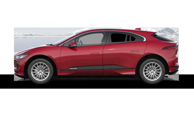 Jaguar I-Pace S 2018