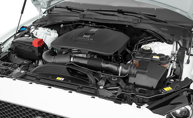 Jaguar XE R-SPORT 2018 - 1