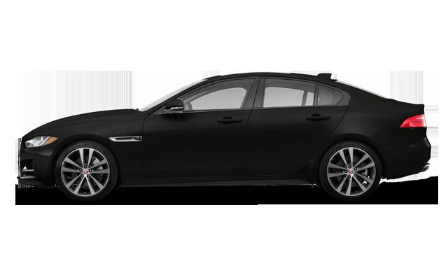 Jaguar XE R-SPORT 2018