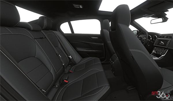 2018 Jaguar XE R-SPORT