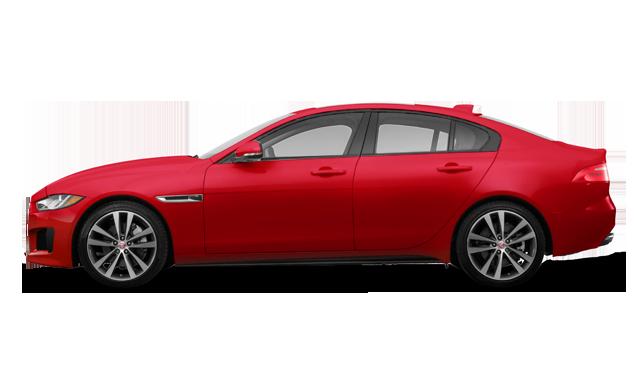 Jaguar XE S 2018
