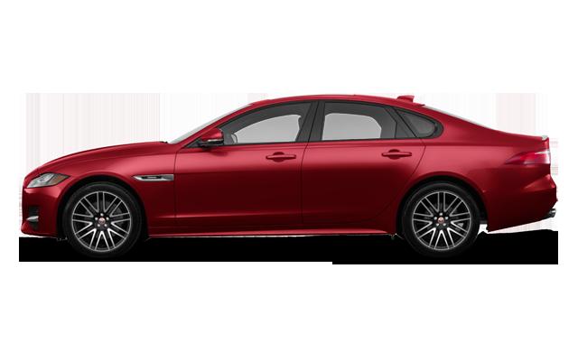Jaguar XF R-SPORT 2018