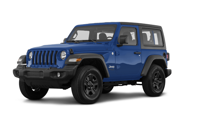 Jeep All-New Wrangler SPORT 2018