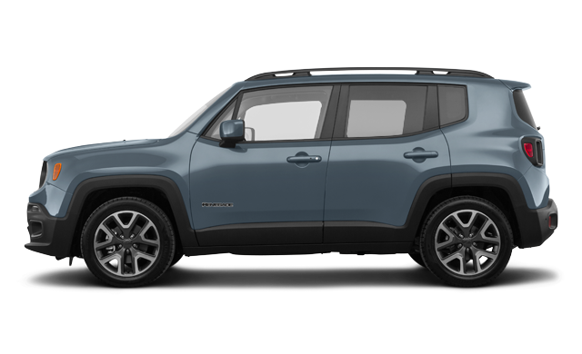 2018 Jeep Renegade NORTH