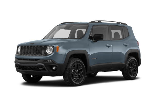 2018 Jeep Renegade UPLAND EDITION