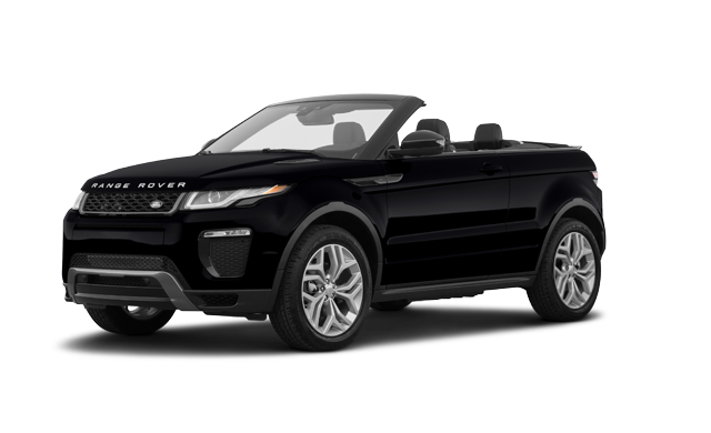 2018 Land Rover Range Rover Evoque Convertible Hse Dynamic From