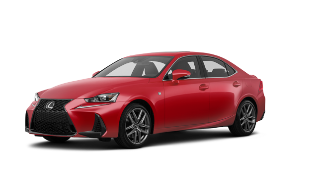 2018 Lexus IS 300 AWD F SPORT