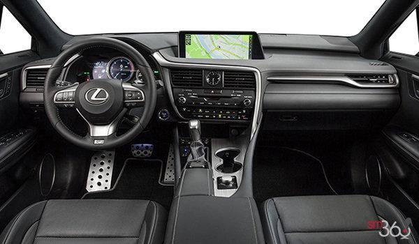 2018 Lexus RX 450H F SPORT