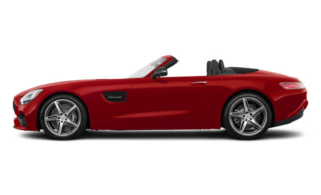 Mercedes-Benz AMG GT Roadster Base Roadster 2018