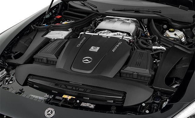 Mercedes-Benz AMG GT Roadster C 2018 - 3
