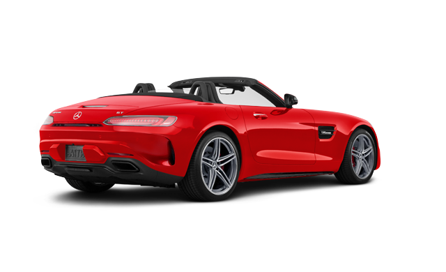 2018 Mercedes-Benz AMG GT Roadster C