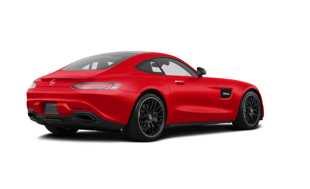 2018 Mercedes-Benz AMG GT 4-Door