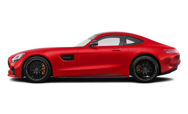 2018 Mercedes-Benz AMG GT 4-Door C