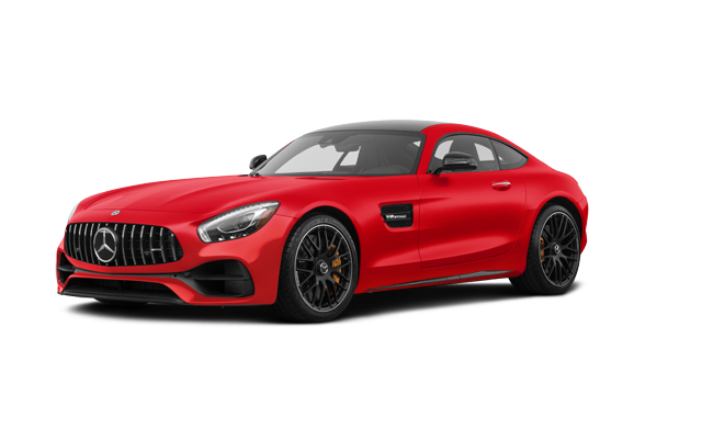 2018 Mercedes-Benz AMG GT coupe C