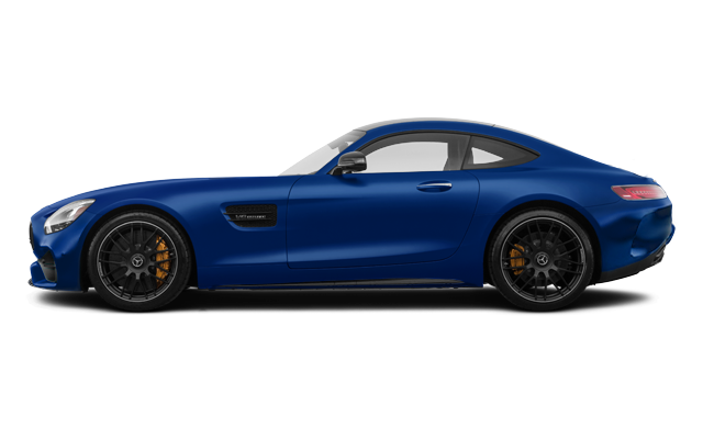 Mercedes-Benz AMG GT coupe C 2018