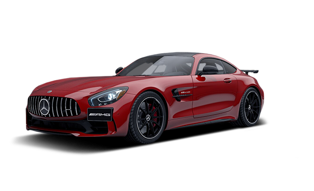 Mercedes-Benz AMG GT coupé R 2018