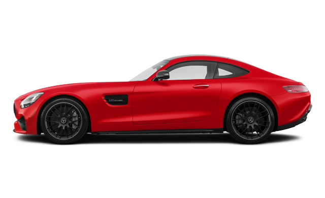 Mercedes-Benz AMG GT coupé S 2018