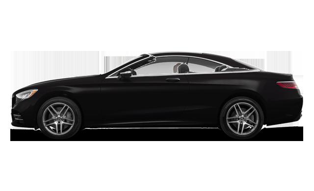 Mercedes-Benz S-Class Cabriolet 560 2018