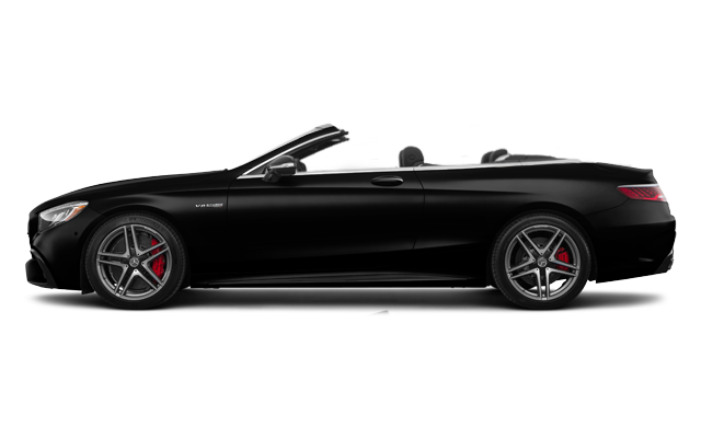 2018 Mercedes-Benz S-Class Cabriolet 63 4MATIC+ AMG