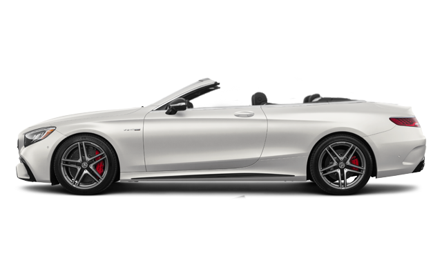 Mercedes-Benz S-Class Cabriolet 63 4MATIC+ AMG 2018