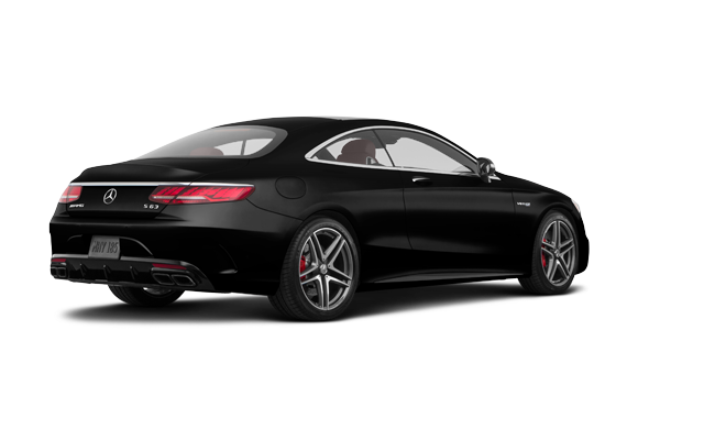 2018 Mercedes-Benz S-Class Coupe 63 4MATIC AMG