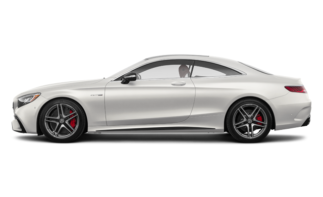 Mercedes-Benz S-Class Coupe 63 4MATIC AMG 2018