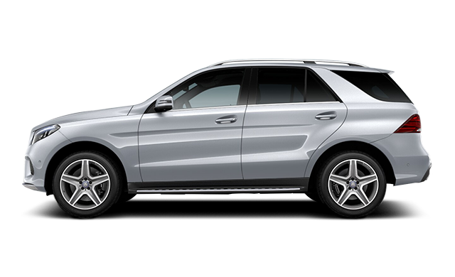 Mercedes-Benz GLE 550 4MATIC 2018