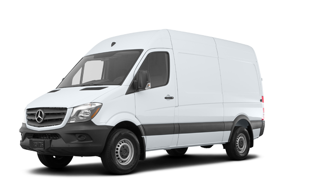 Mercedes-Benz Sprinter FOURGON 2500 4X4  2018