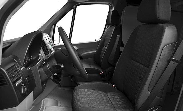 Mercedes-Benz Sprinter 4X4 CARGO VAN 3500 BASE 4X4 CARGO VAN 3500  2018 - 1