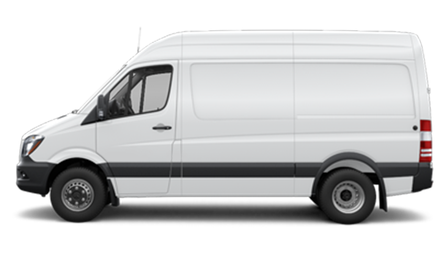 Mercedes-Benz Sprinter FOURGON 3500 4X4  2018