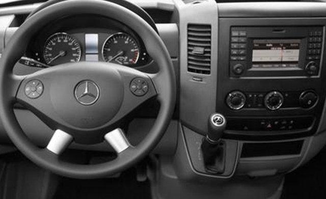 Mercedes-Benz Sprinter CHÂSSIS-CABINE 3500 BASE CHÂSSIS-CABINE 3500 2018 - 2