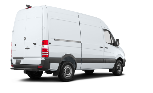 Mercedes-Benz Sprinter FOURGON 2500  2018
