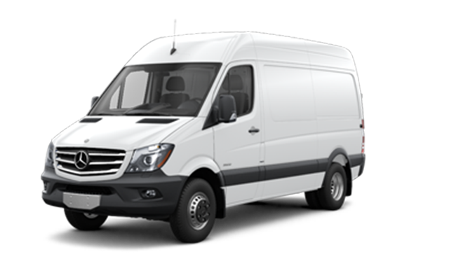 Mercedes-Benz Sprinter FOURGON 3500 2018
