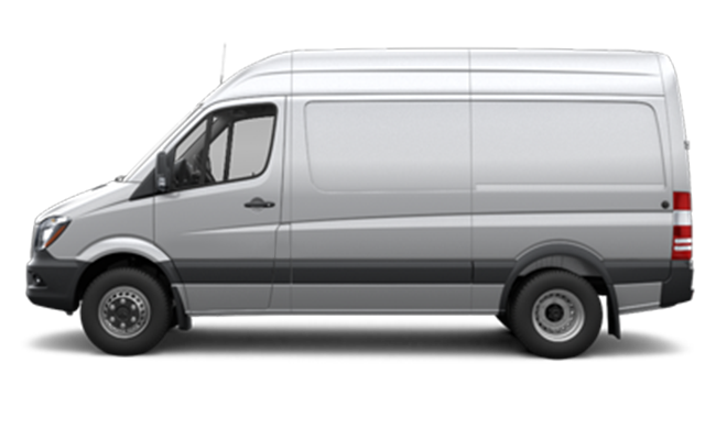 Mercedes-Benz Sprinter CARGO VAN 3500 2018