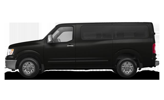 Nissan NV Passenger SL 2018