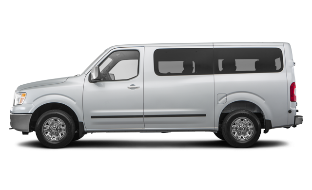 Nissan NV Passenger SV 2018