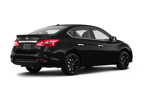 2018 Nissan Sentra SV MIDNIGHT EDITION - Starting at ...