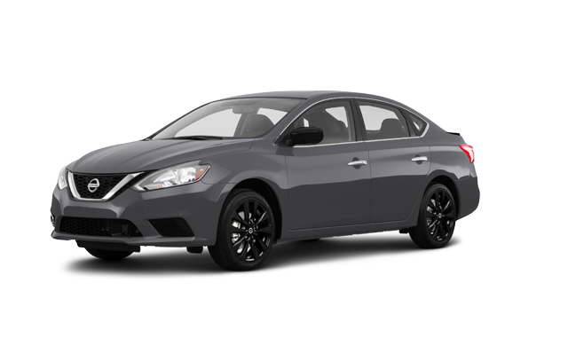 O'Neill Nissan | The 2018 Sentra SV MIDNIGHT EDITION in ...
