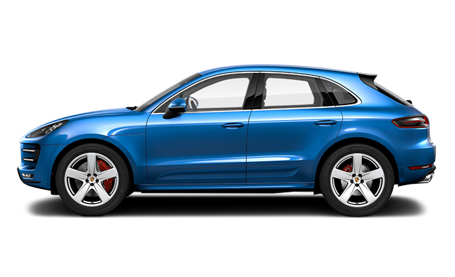 Porsche Macan Turbo MACAN TURBO PERFORMANCE PACKAGE 2018