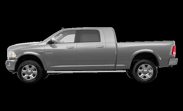 2018 RAM 3500 Laramie Longhorn