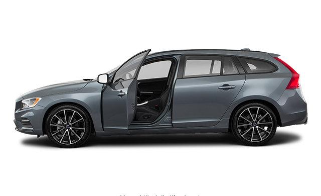 Volvo V60 Base V60 2018 - 1