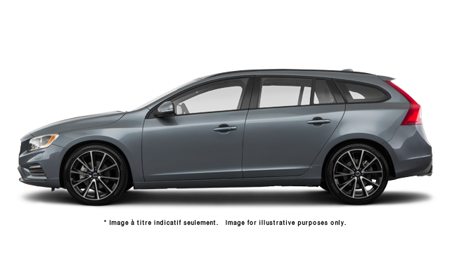 Volvo V60 Base V60 2018