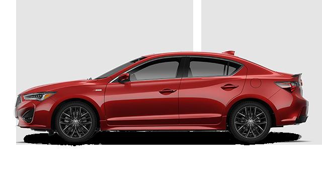 Acura ILX TECH A-SPEC 2019