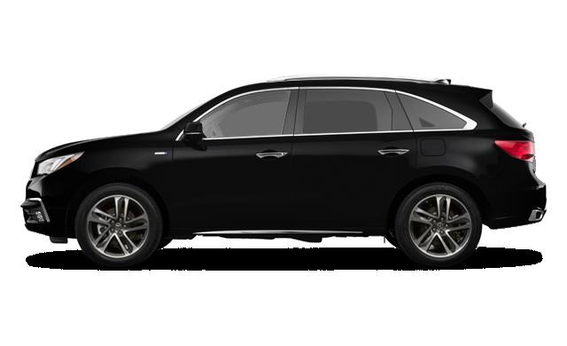 Acura MDX Sport Hybrid BASE MDX 2019