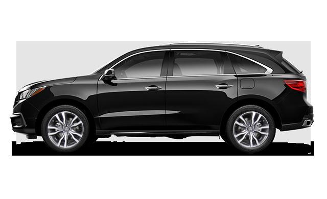 Acura MDX ELITE 6 PASSENGER 2019