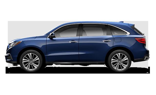 Acura MDX TECH 2019